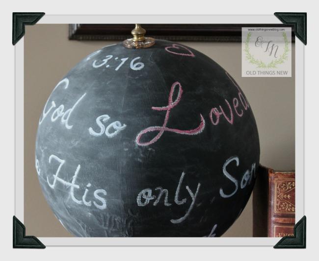 Valentine Globe 009