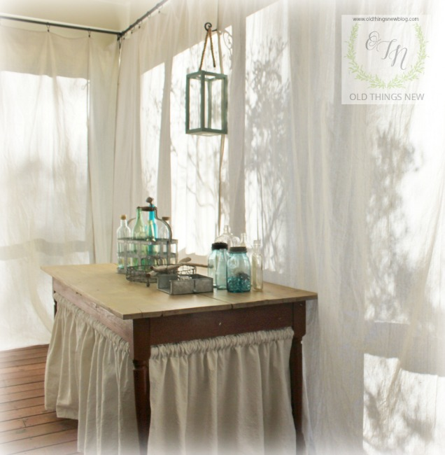 Screened Porch Curtains 003
