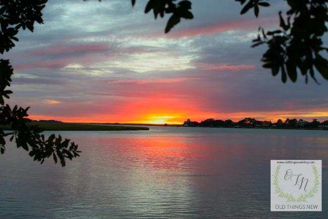 Tybee Island Sunset 006