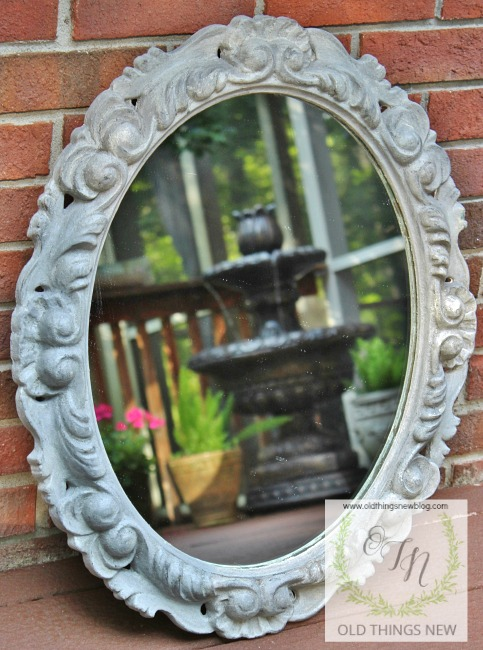 The Ugliest Mirror Makeover 003