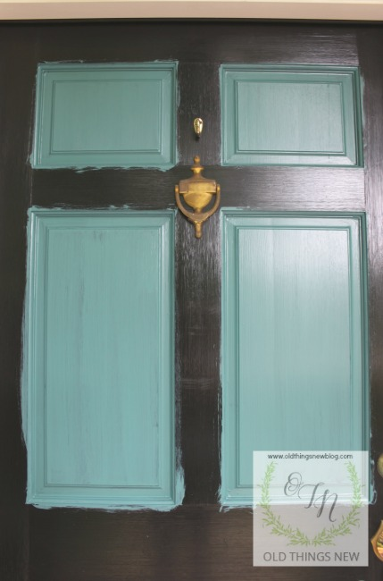 The Proper Way to Paint a Door 005