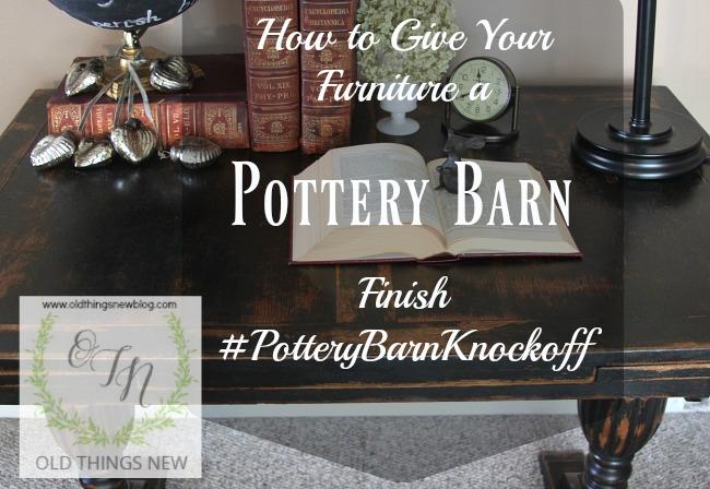 Pottery Barn Knockoff
