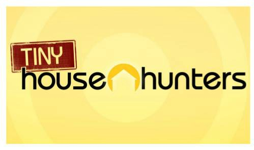 Tiny House Hunters Logo