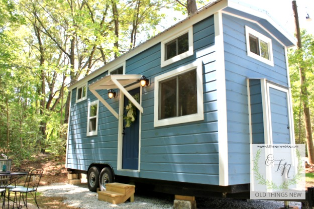 Old Things New My HGTV Tiny House Experience