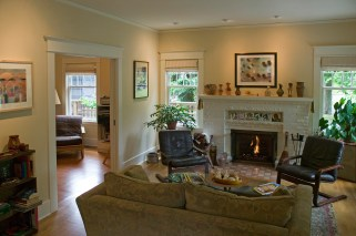 Living Room | Old Time Electric Inc. | Puyallup, WA