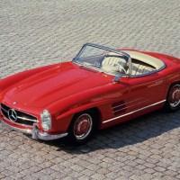 Der Urahn des Mercedes SLS AMG: Der Mercedes 300 SL von 1957