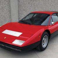 Mythos Ferrari auf der Motorshow in Essen