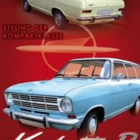 Neue DVD über den Opel Kadett B