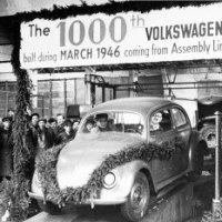 Wie Volkswagen auf die Märkte kam - Studie zur Zeit der britischen Treuhänderschaft