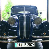 H-Kennzeichen nur mit blauem Eurofeld - Ausnahme: Nummernschild vor 1997 erhalten