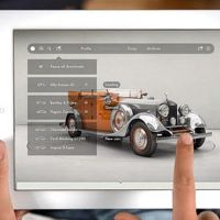 Hervorragende iPad-App für Oldtimer-Fans kurzzeitig gratis