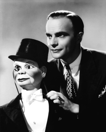 Image result for EDGAR BERGEN