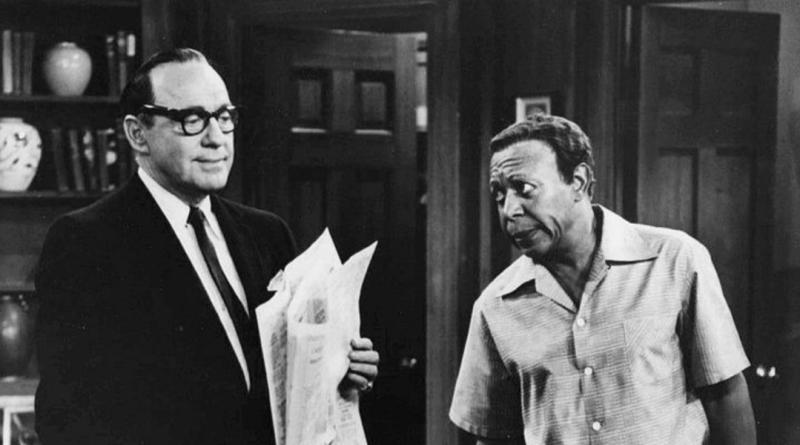 Jack Benny & Eddie Rochester Anderson