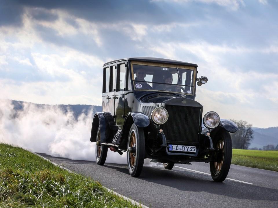 Faszination Dampfauto. Stanley Steamer 735d (1919) Kessel - Baker Boiler - Dampfauto - Steam Car - Oldtimer mieten in Frankfurt und Hessen