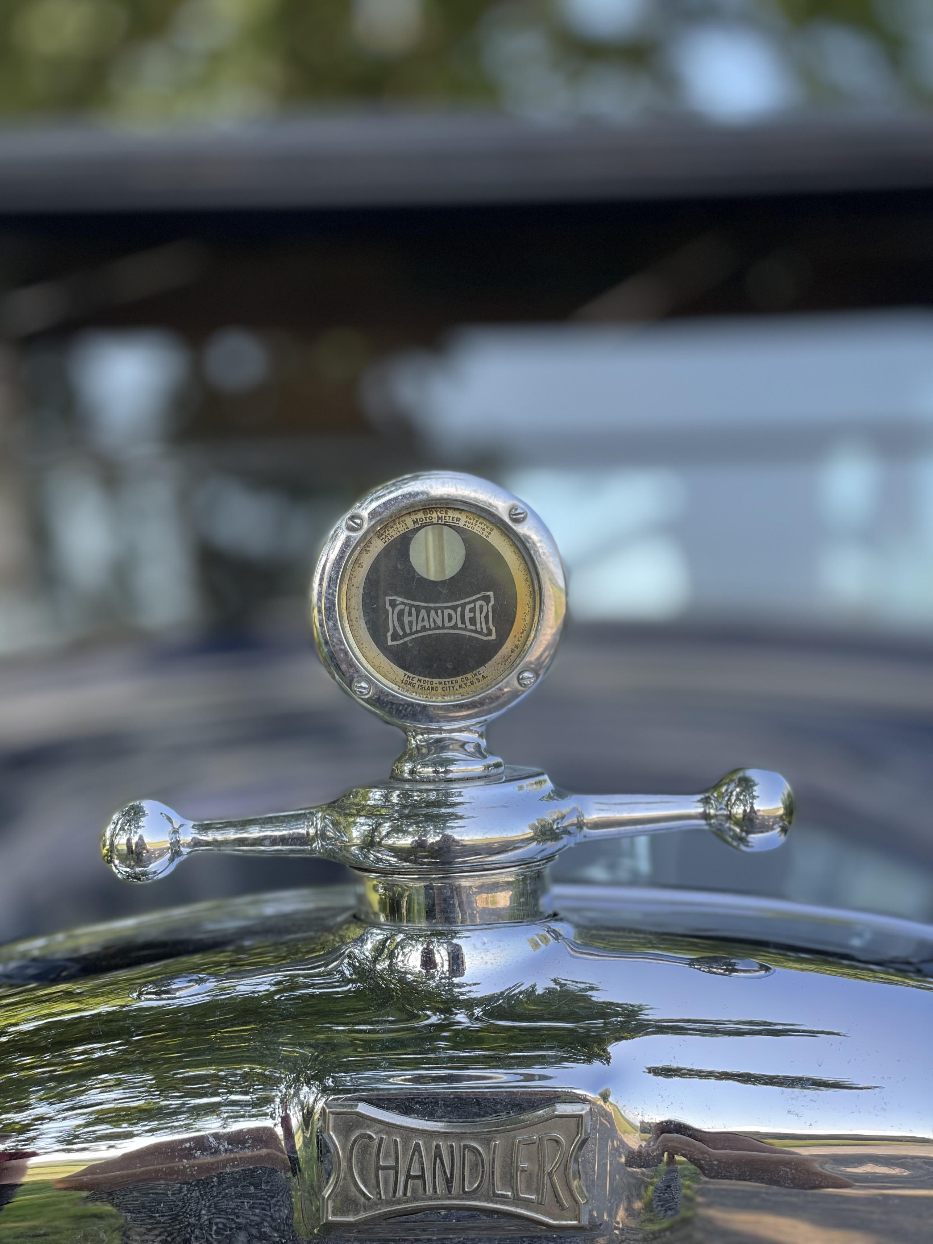 Kühler Chandler Six 1923 Oldtimer fahren