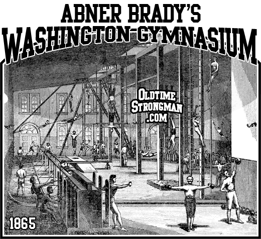 Abner Brady's Washington Gymnasium