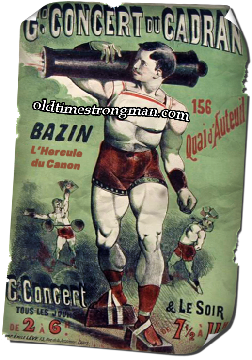 Bazin, The Cannon Man