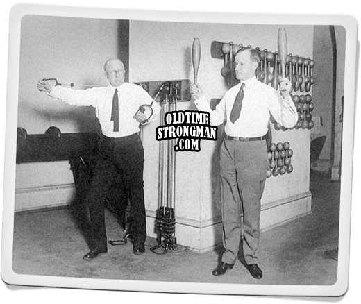 Calvin Coolidge, Indian Club Workout