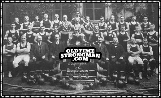 1915 German Weightlifting Club