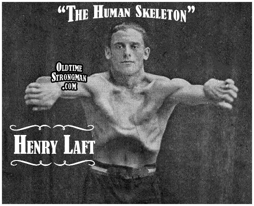 "Henry Laft ~ ""The Human Skeleton"""