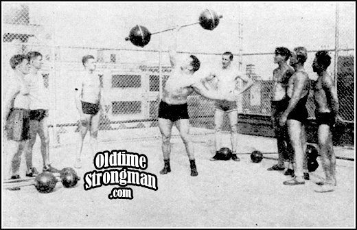 Herrmann's Gym