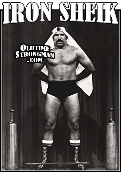 he Iron Sheik's Persian Club Challenge