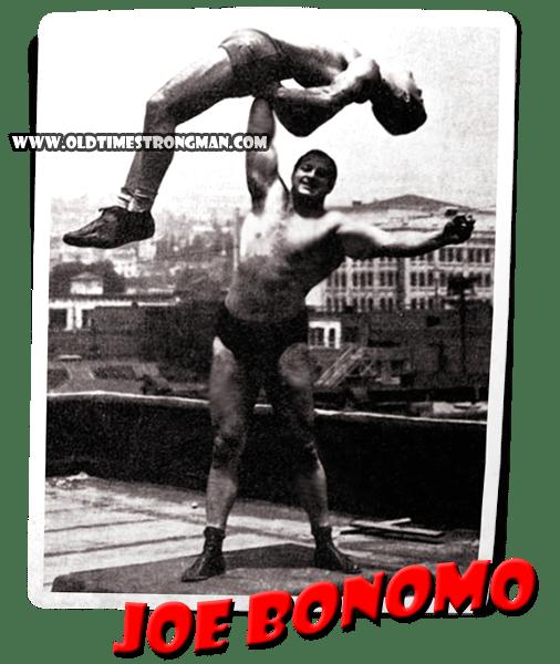 Joe Bonomo