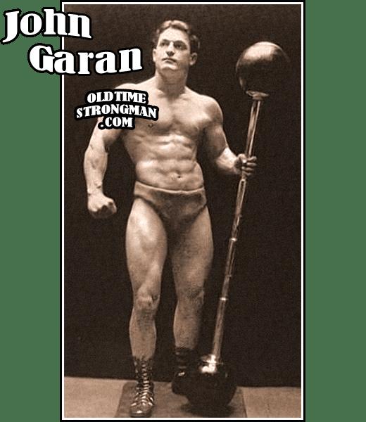 John Garan