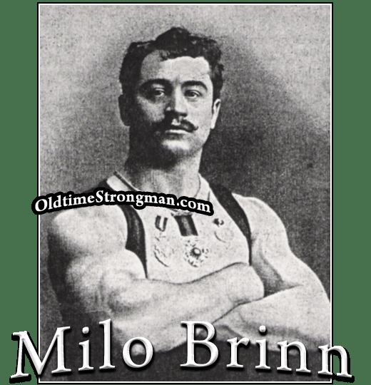 Luigi 'Milo' Brinn