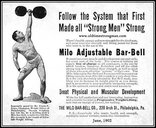 The Milo Barbell Company