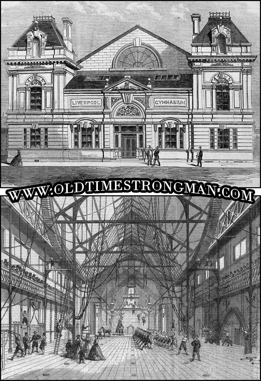 The Myrtle Street Gymnasium, Liverpool