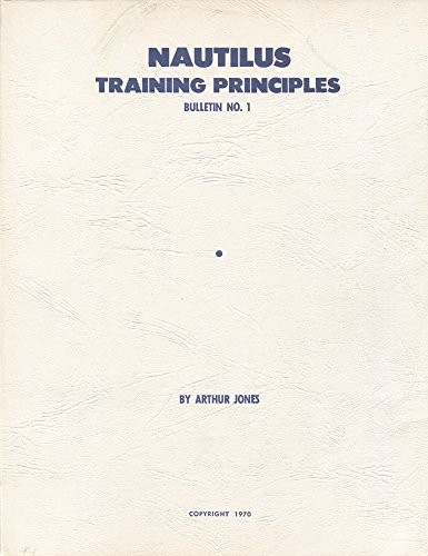 Nautilus Training Bulletin I