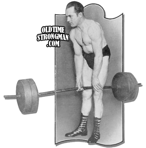 The One-Arm Deadlift