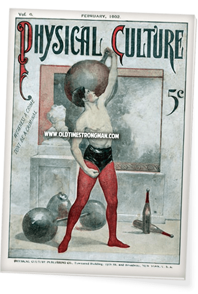 Physical Culture Magazine - February, 1902