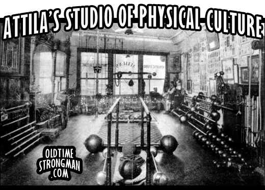 Professor Attila's Studio of Physical Culture