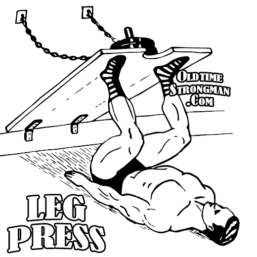 Sig Klein's Leg Press Machine