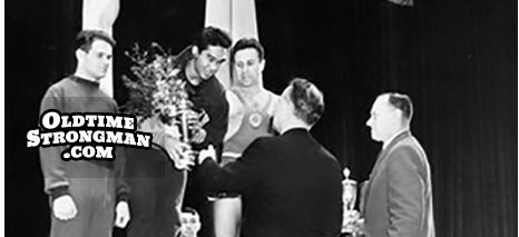 1957 Middleweight World Weightlifting Champions