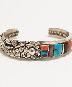 Native American Turquoise Cuff Bracelets