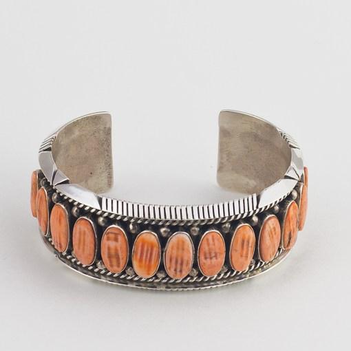 M Spencer Spiny Oyster Bracelet