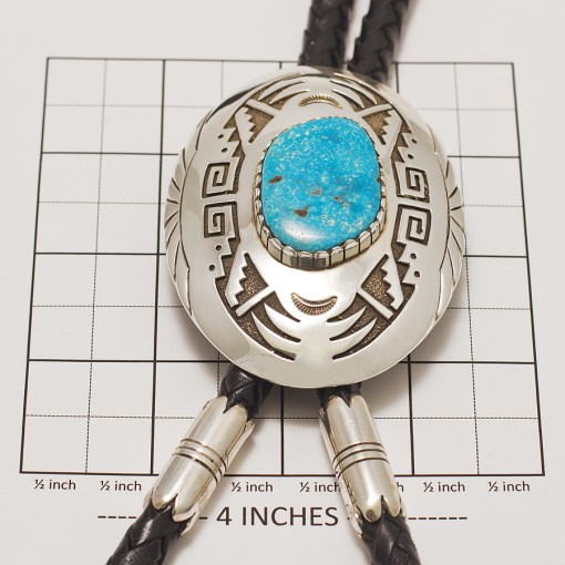 Navajo Men's Bolo