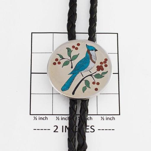 Navajo Men's Bolo Tie