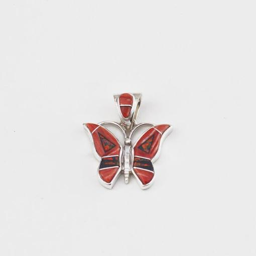 Calvin Begay Spiny Oyster Butterfly