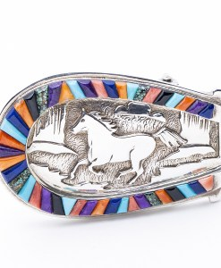 Navajo Men's Buckle