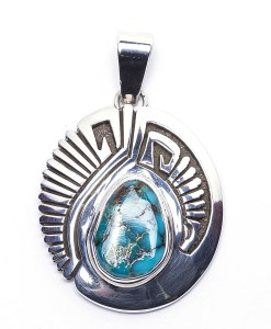 Navajo Ladies' Pendant