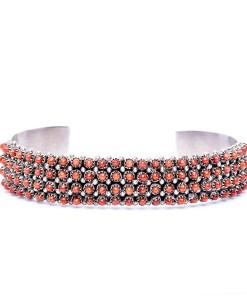 Zuni Ladies' Cuff Bracelet