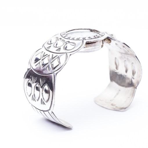 Navajo Ladies' Watch Bracelet