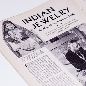 Navajo, Zuni, Hopi Buying Jewelry