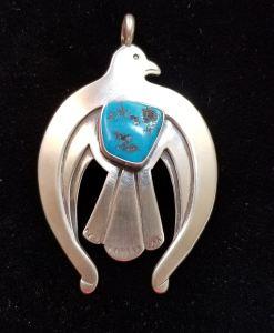 Native American Pendant