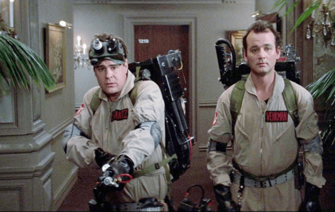 bill murray y dan aykroyd
