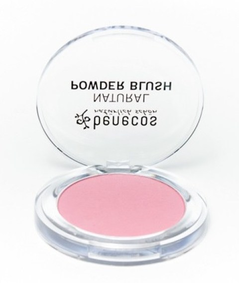 Colorete ecologico mallow rose de Benecos 6,99€